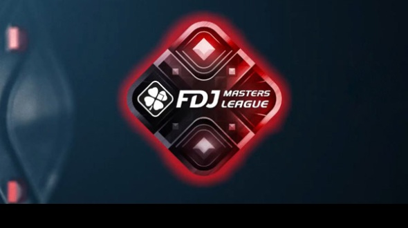 La Française des Jeux eSport lance la 3e saison de sa Masters League